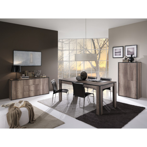 salle manger compl te prix discount qualit italienne. Black Bedroom Furniture Sets. Home Design Ideas