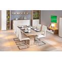 Table ABSOLUTO BC Sonoma Chêne  160/200