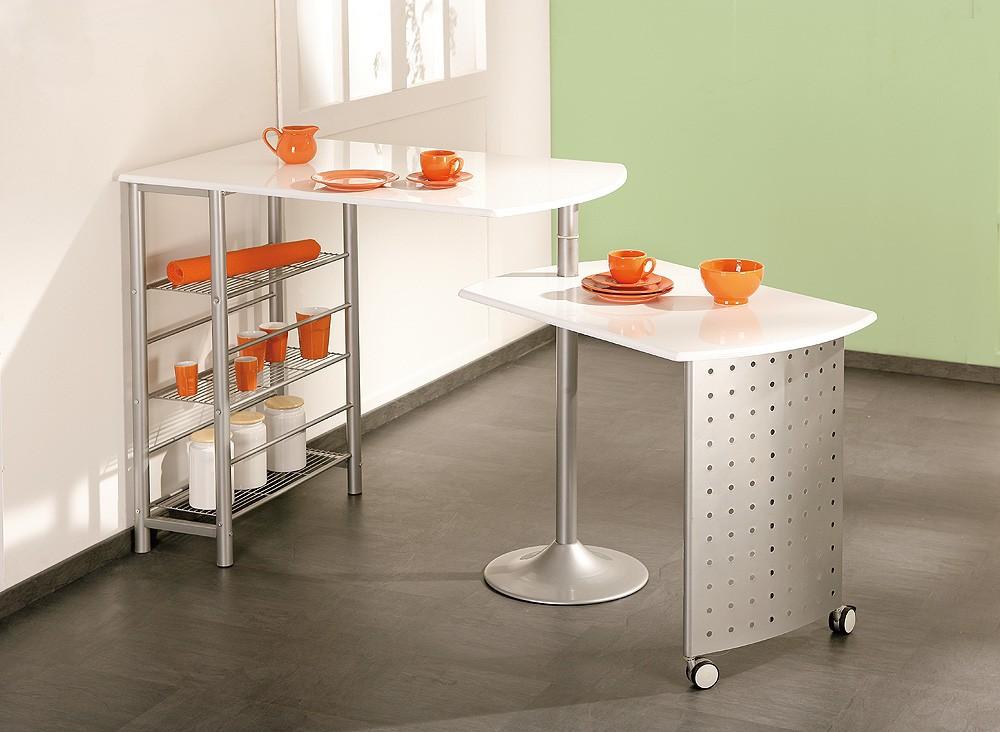 ensemble de cuisine table bar et chaises hautes filamento. Black Bedroom Furniture Sets. Home Design Ideas