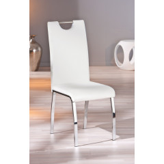 FAUSTINE chaise blanche