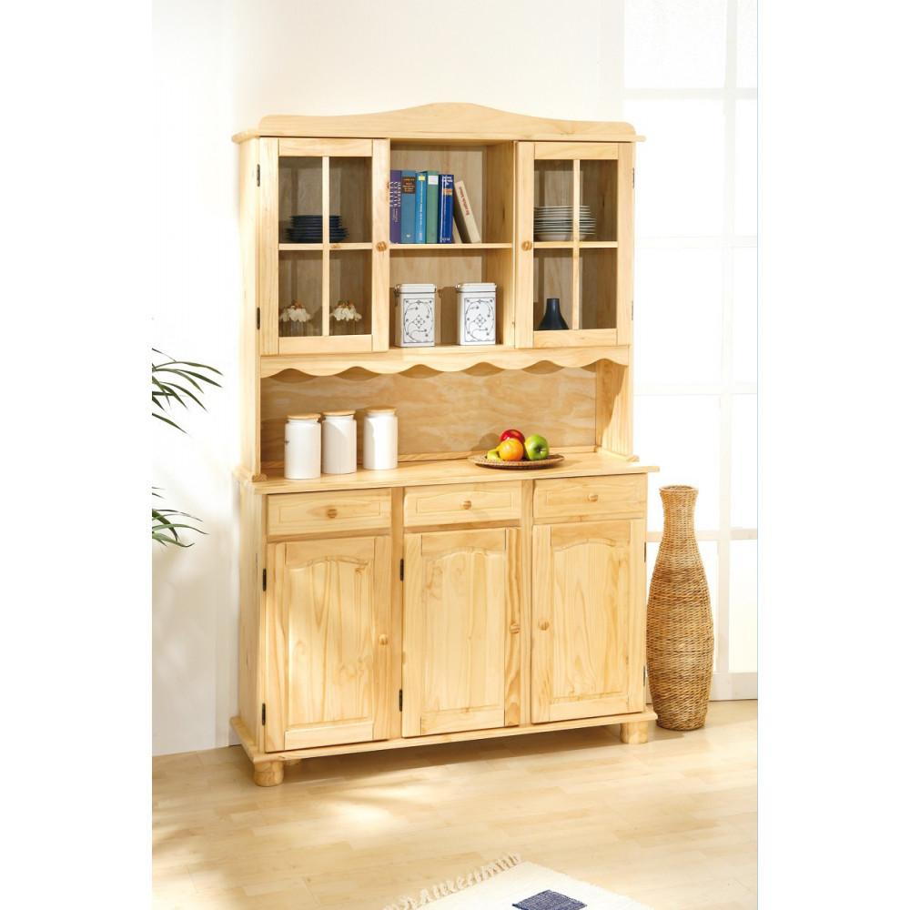 vaisselier cuisine cool cuisine avec petit vaisselier. Black Bedroom Furniture Sets. Home Design Ideas