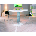 Table de bar PALAZZI BLANCHE 120x80x110