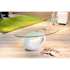 Table basse design de salon PUCCI