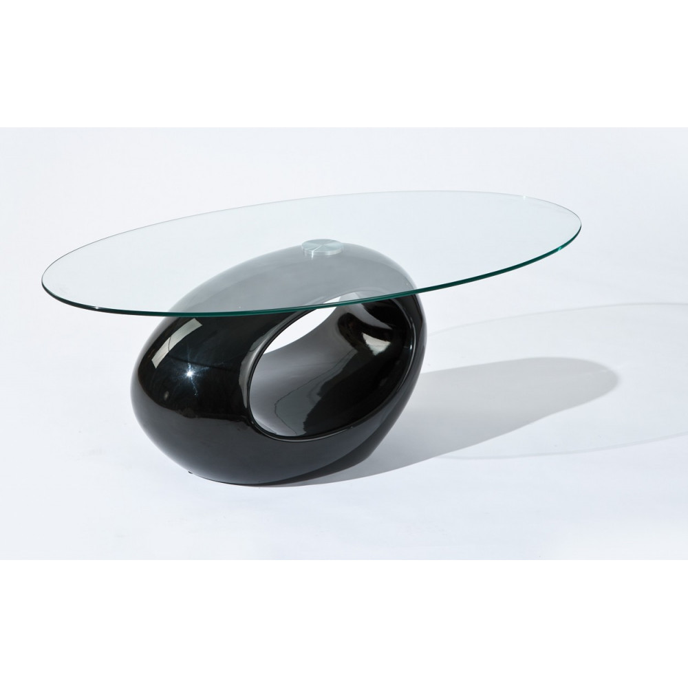 Pin table basse design de salon loftboutikcom on pinterest - Tables basses noires ...