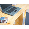 Bureau TOUCHROUND 137x61 Pin Naturel