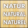 Bureau TOUCHROUND 137x61 Pin Naturel