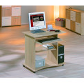 Bureau mobile DURINI 80x50 Sonoma Chêne