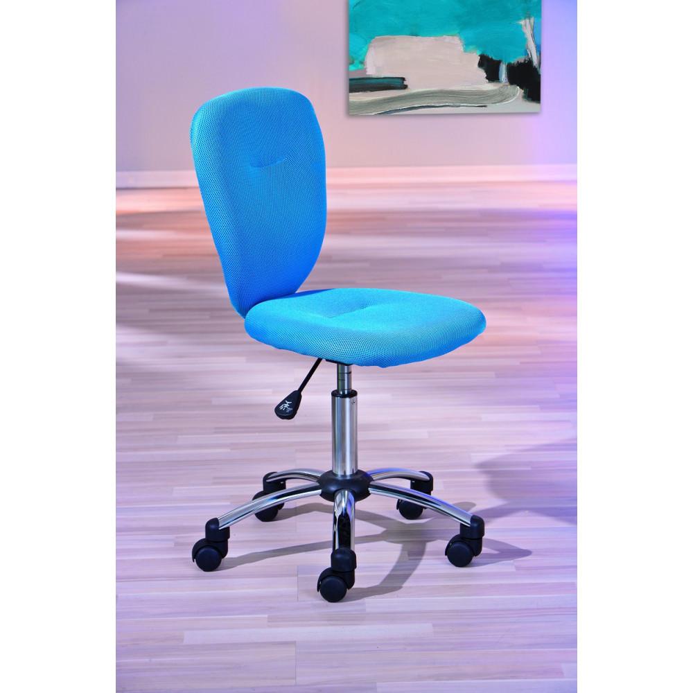 Chaise De Bureau Pezzi Bleue