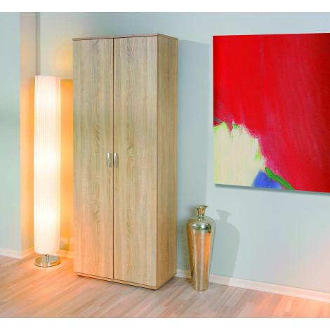 Armoire GALLO 189x70 chêne