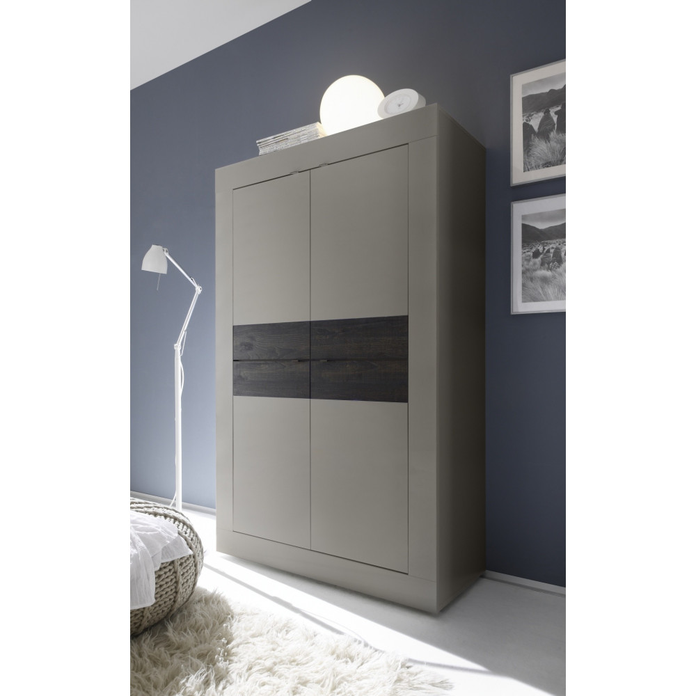 Salle manger compl te taupe composer offre discount for Cuisine complete taupe