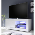 Meuble TV TORONTO blanc