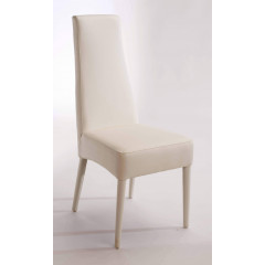 Chaise Serena Blanche (lot de 2)