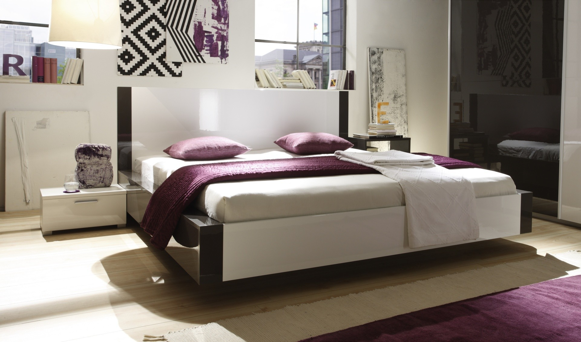 lit moderne 160x200 prix exceptionnel 8 couleurs. Black Bedroom Furniture Sets. Home Design Ideas