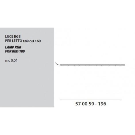 Éclairage indirect pour LIT LIDIA