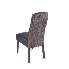 Chaise Sophie noire ( lot de 2)