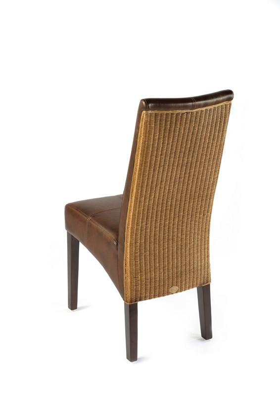 lot de 2 chaises candice noir et gris x x ht ass 50. Black Bedroom Furniture Sets. Home Design Ideas