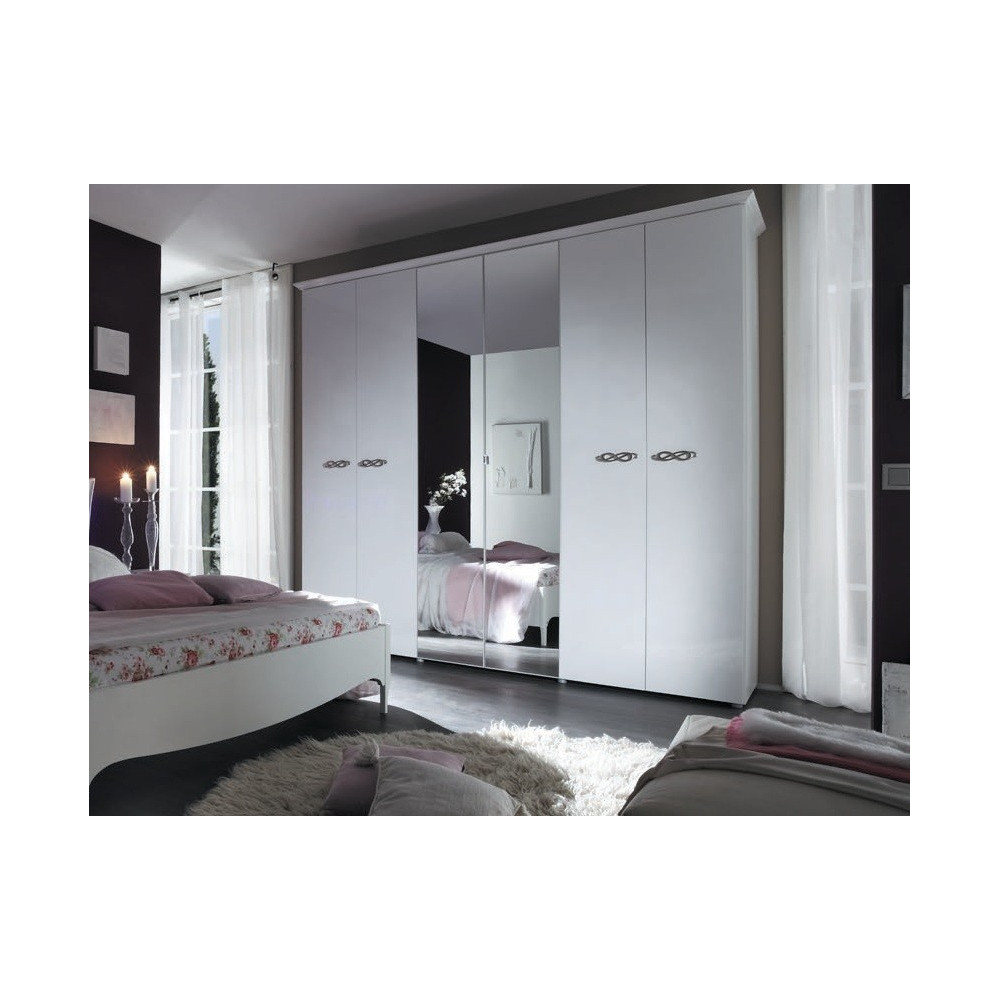 armoire design ambrosia portes battantes. Black Bedroom Furniture Sets. Home Design Ideas