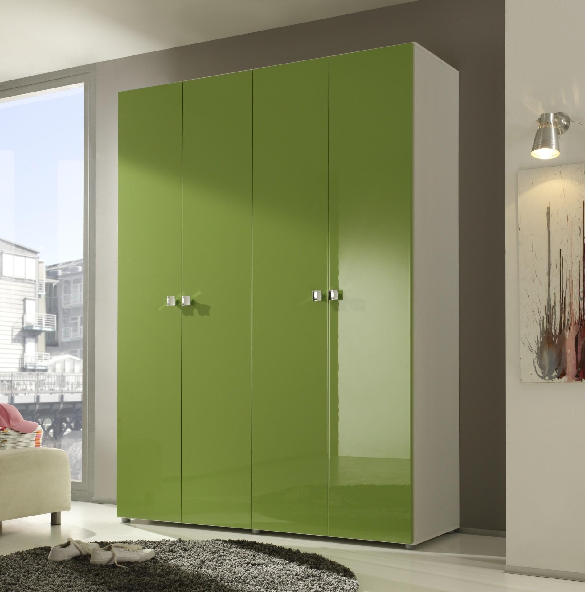 armoire 4 portes battantes 4 portes multi dimensions multi couleurs. Black Bedroom Furniture Sets. Home Design Ideas