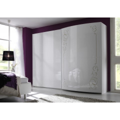 Superbe Armoire design Coulissante