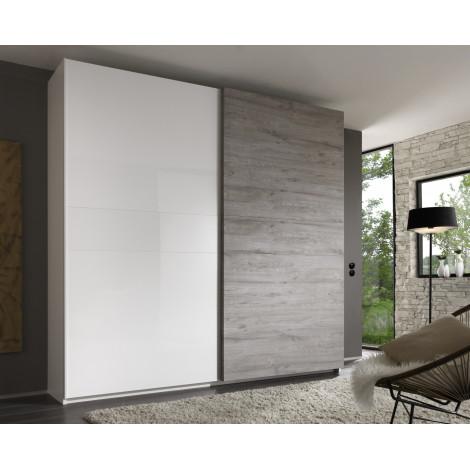 superbe armoire coulissante design de 210 280 prix exeptionnel. Black Bedroom Furniture Sets. Home Design Ideas