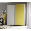 ARMOIRE LINEA 8 couleurs 240 et 280 8 Coloris -  Coulissante