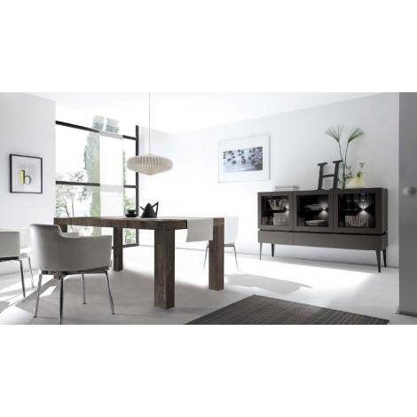 salle manger moderne compl te prix discount qualit italienne. Black Bedroom Furniture Sets. Home Design Ideas