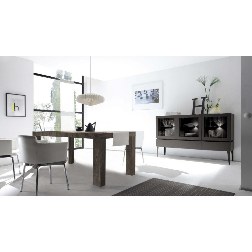 salle manger moderne compl te prix discount qualit italienne. Black Bedroom Furniture Sets. Home Design Ideas