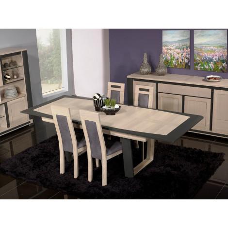 Table INNOVA 185/255 Chêne massif