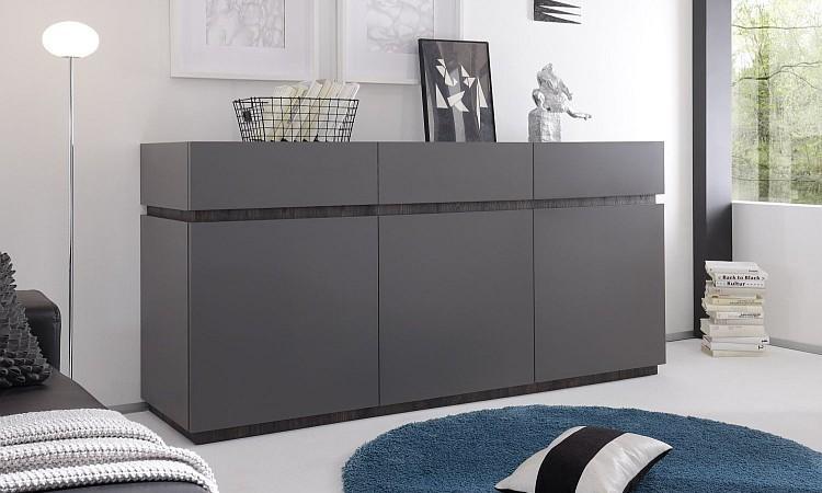 vaisselier bas vaisselier bas acacia gris 113x150cm boreal pier import quelques liens utiles. Black Bedroom Furniture Sets. Home Design Ideas