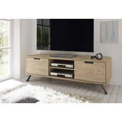 Meuble TV TOLEDE 2 Portes 1 Niche