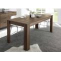 Table de repas MESSINA 140 x 90 cm Teinte noyer