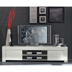 Meuble TV TIVOLI Blanc