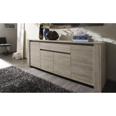 Buffet ELBA 4 Portes 1 Troir