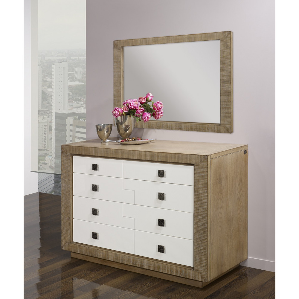 Chambre a coucher chene massif moderne cool commode en - Chambre a coucher chene massif moderne ...