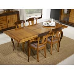 Table de salle à manger PRESTIGE - Chêne massif