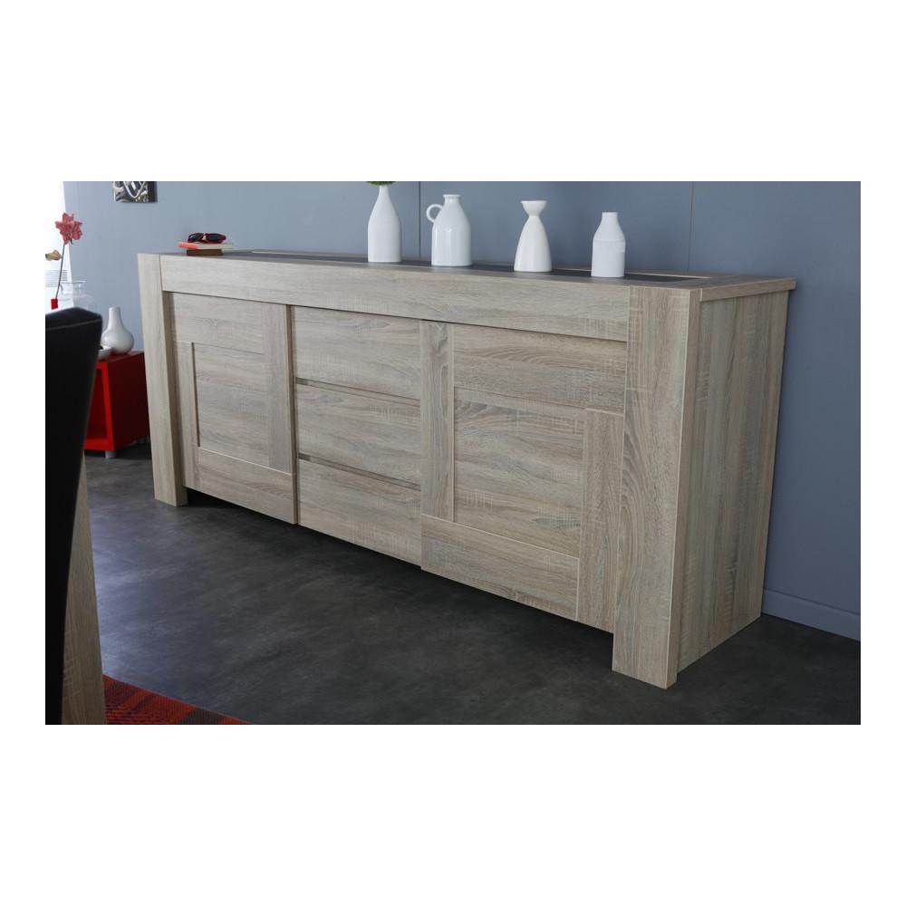 bahut enfilade moria dimensions l 216 cm h 90 cm p 53 cm prix discount. Black Bedroom Furniture Sets. Home Design Ideas
