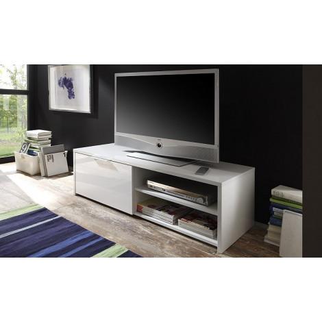 Meuble TV SORRENTO Blanc