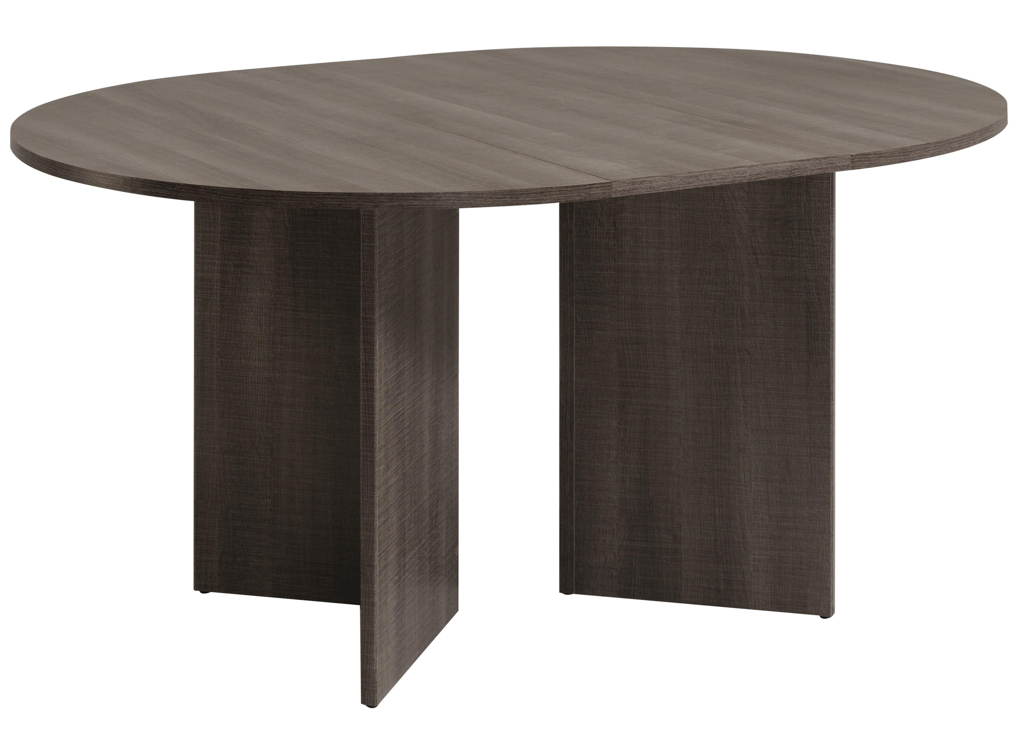 Table ronde allonges latest table en verre ronde rallonge - Table ronde avec allonge ...