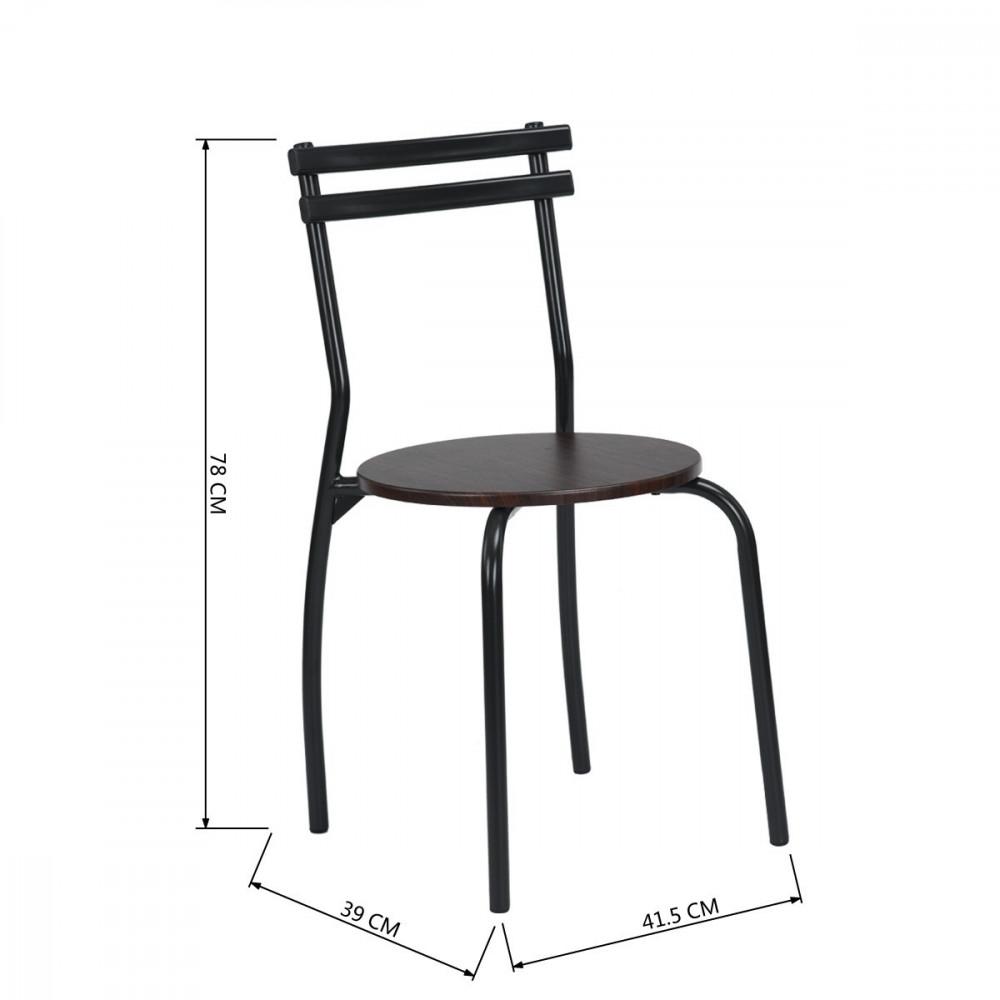 chaise toulouse interesting chaises dsw eames inspirant pas cher belle design ch res chaise. Black Bedroom Furniture Sets. Home Design Ideas