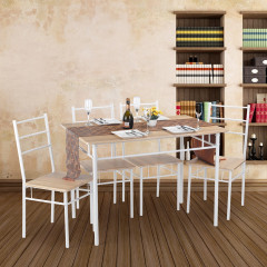 Ensemble Table et 4 chaises ARLES