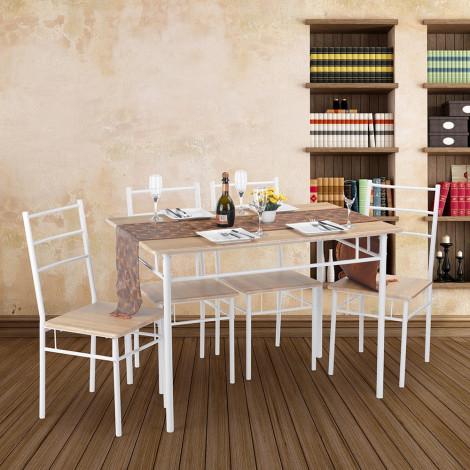 Ensemble Table et 4 chaises ARLES
