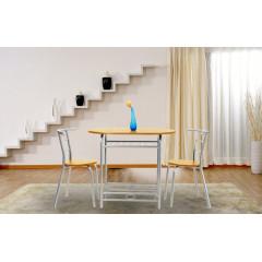 Ensemble Table et 2 chaises SAMOA