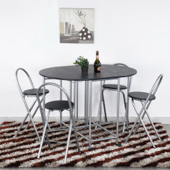 Ensemble Table et 4 chaises WALLIS