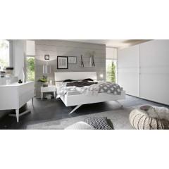 Chambre moderne Tradil blanc
