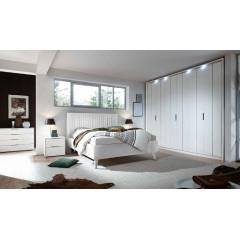 Chambre moderne XAR 3 BLANC