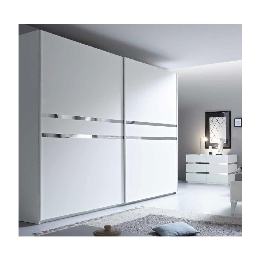 armoire design portes coulissante 3 dimensions. Black Bedroom Furniture Sets. Home Design Ideas