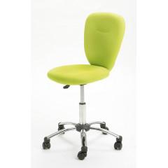 Chaise de bureau PEZZI Verte