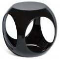 Table Boule d'appoint Noire