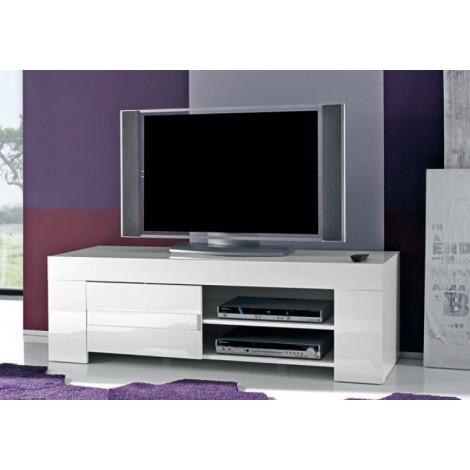 Meuble TV AURORE blanc