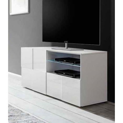 DAMASCUS Meuble TV une porte un tiroir